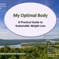 My Optimal Body – EBook